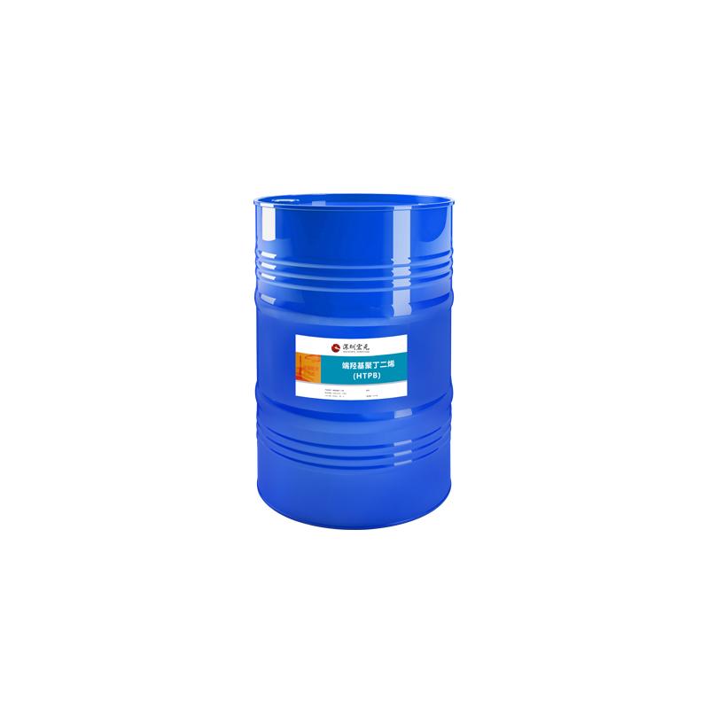 HTPB型聚氨酯的力学性能及其微相分离结构