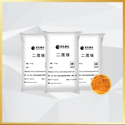 双环戊二烯合铁(CAS:102-54-5)改良葡萄糖氧化酶电极