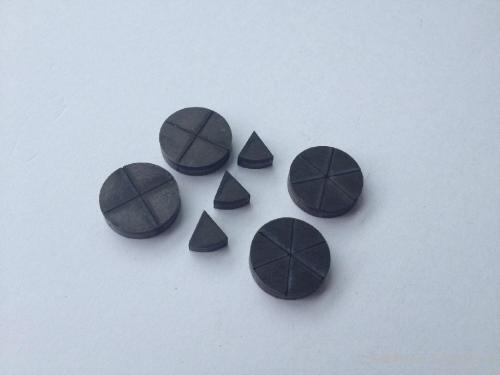 立方氮化硼刀片的结构形式及应用
