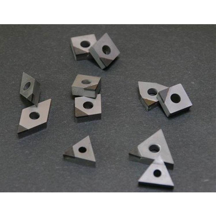 PCBN聚晶立方氮化硼刀具的特点