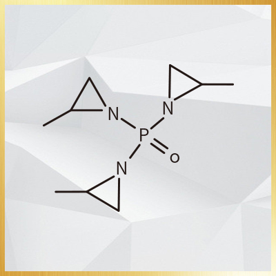 三(2-甲基-1-氮丙啶)氧化膦